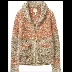 Aritzia Wilfred free erable wool alpaca cardigan
